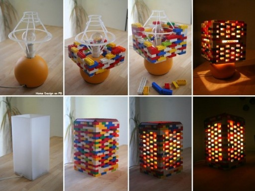 26 Smart And Highly Creative DIY Lego Crafts That Will Inspire You 2