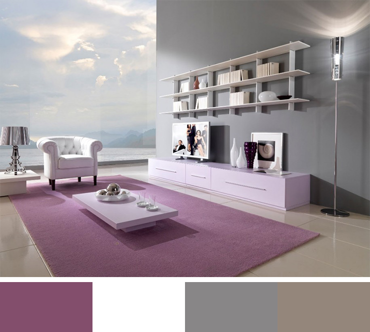 30 Beautiful Interior Design Color Scheme Ideas To Inspire You And The Significance Of Color In Design (12)