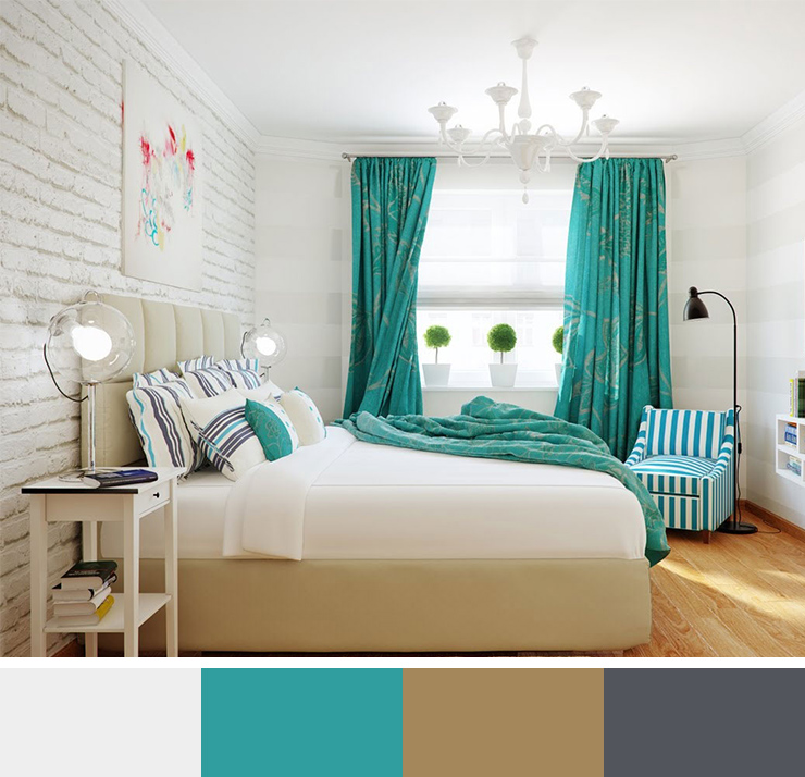 30 Beautiful Interior Design Color Scheme Ideas To Inspire You And The Significance Of Color In Design (15)