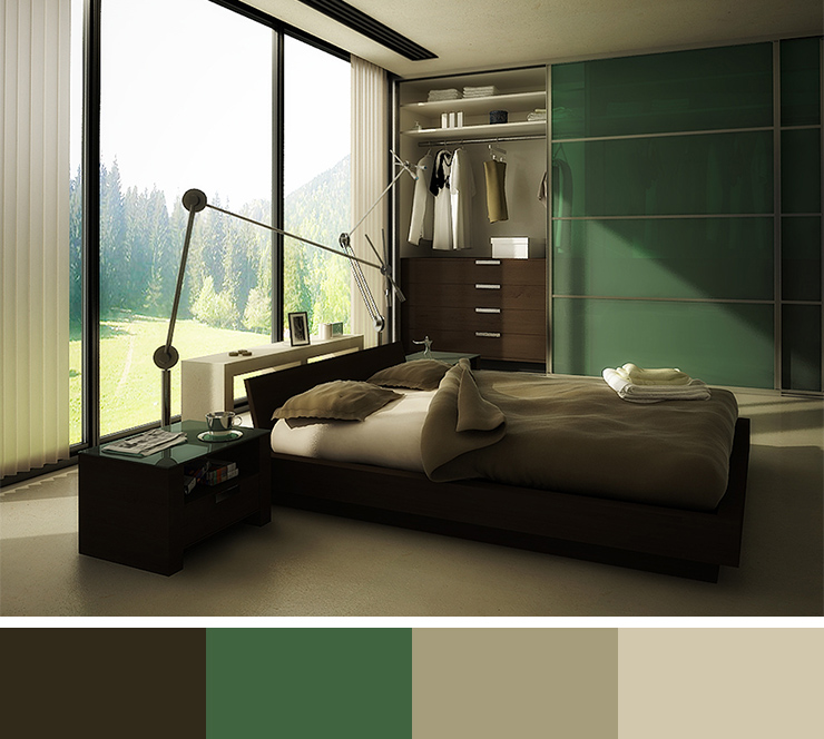 30 Beautiful Interior Design Color Scheme Ideas To Inspire You And The Significance Of Color In Design (16)