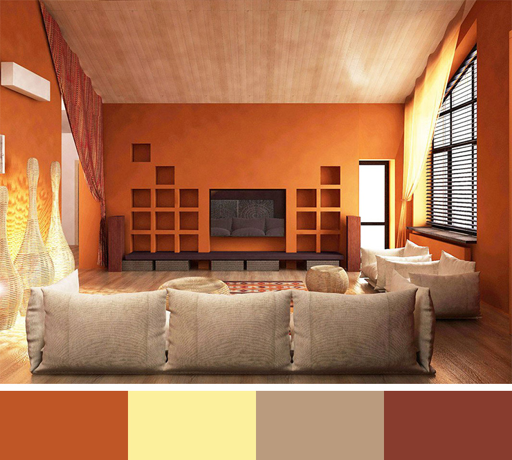 Color Scheme Ideas To Inspire You And The Significance Of Color In Design (19)