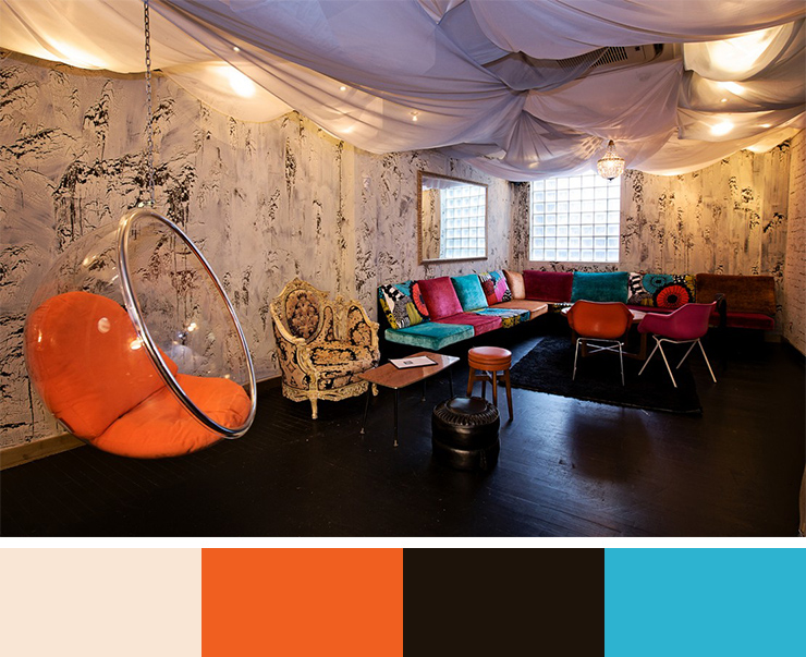 The Significance Of Color In Design-Interior Design Color Scheme ...