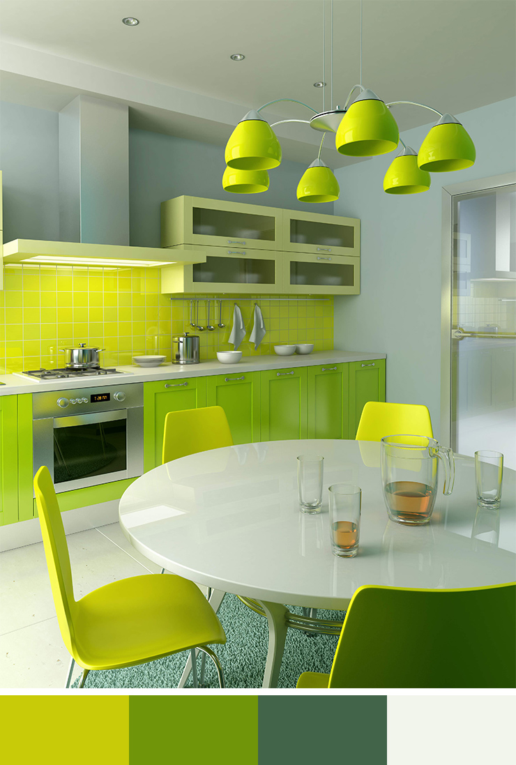 Color Scheme Ideas To Inspire You And The Significance Of Color In Design (21)