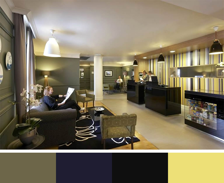 30 Beautiful Interior Design Color Scheme Ideas To Inspire You And The Significance Of Color In Design (24)