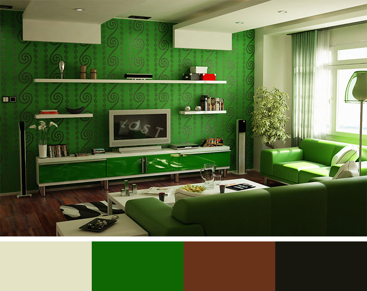 Scheme Ideas To Inspire You And The Significance Of Color In Design (25)