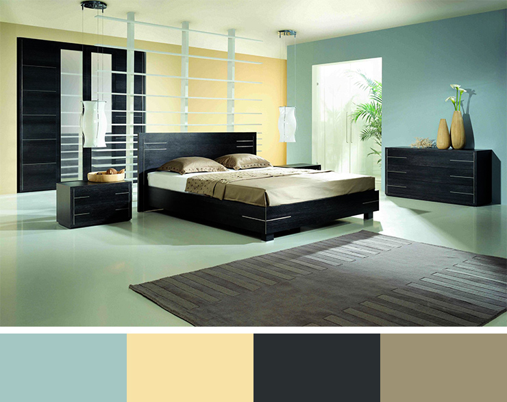 The Significance Of Color In Design Interior Scheme