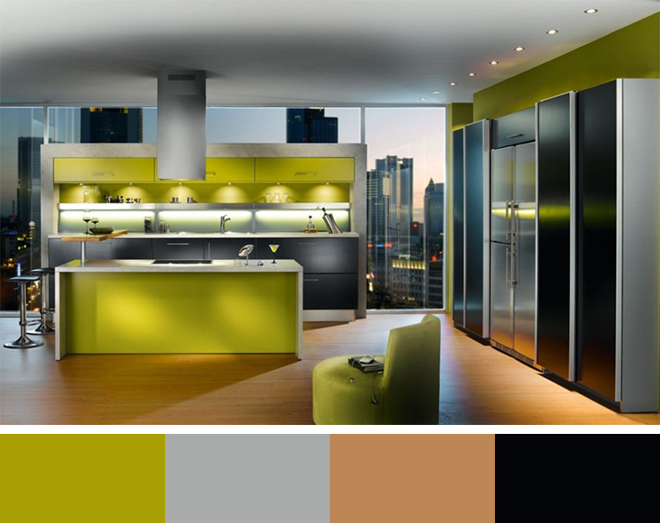 Scheme Ideas To Inspire You And The Significance Of Color In Design (28)