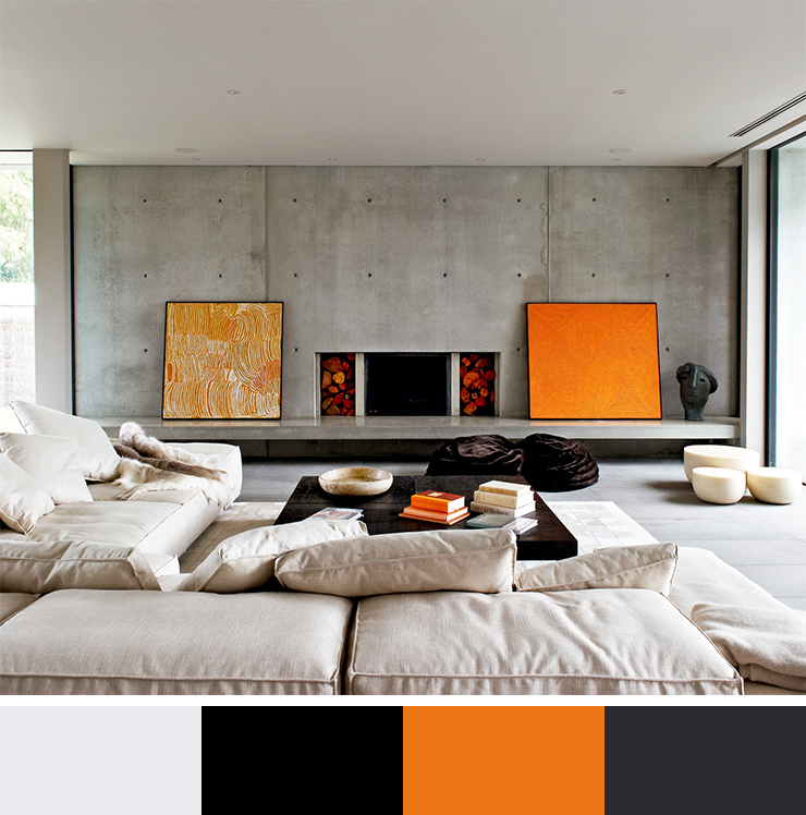 30 Beautiful Interior Design Color Scheme Ideas To Inspire You And The Significance Of Color In Design (5)