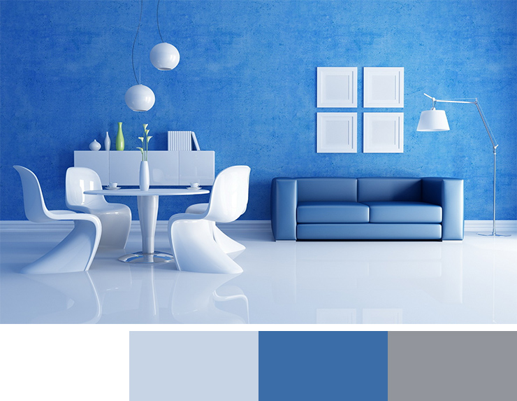 The Significance Of Color In DesignInterior Design Color Scheme