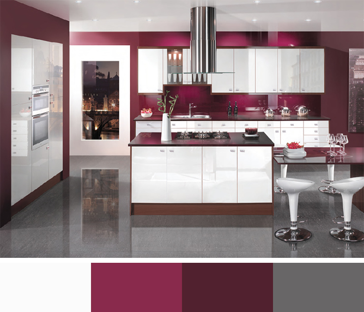 30 Beautiful Interior Design Color Scheme Ideas To Inspire You And The Significance Of Color In Design (7)
