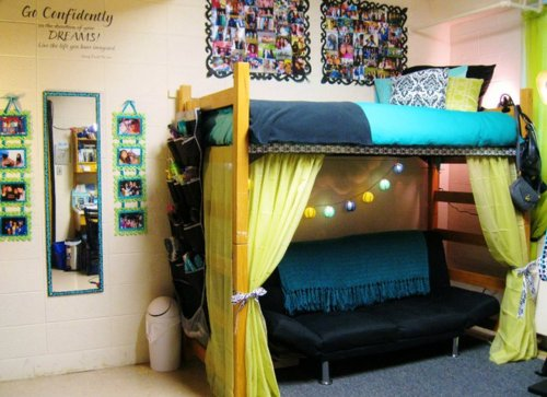 30 Smart Money-Saving Decor Ideas Meant to Beautify Dorm Rooms (10)