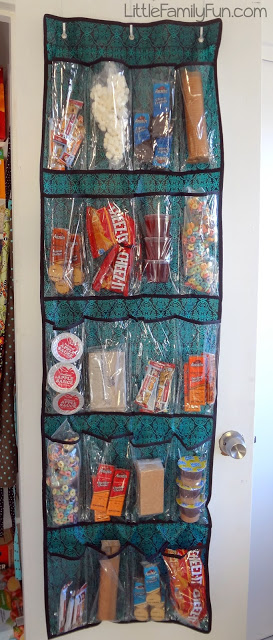 Grab'N Go Snacks Organizer