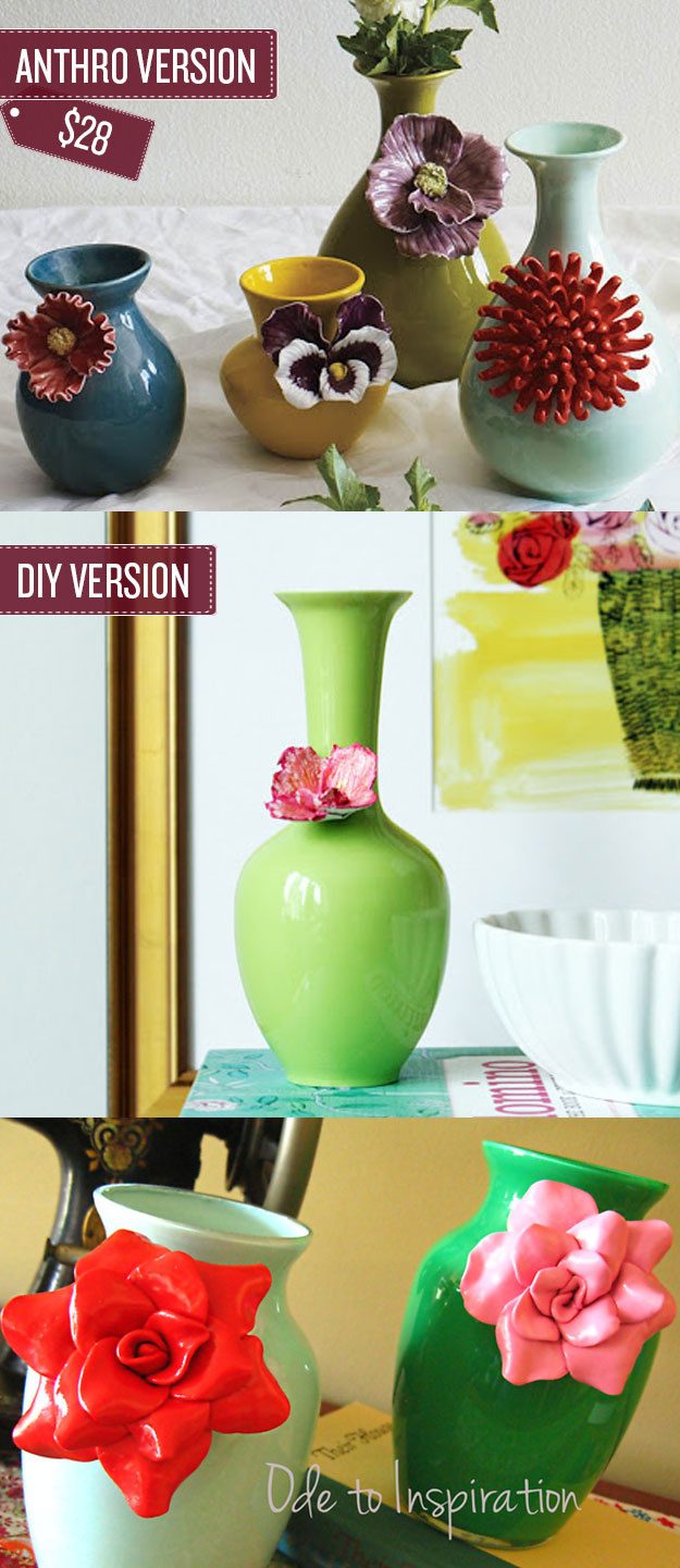 38 Brilliant and Highly Creative AnthropologieDIY Project Hacks That You'll Want to Do!  homesthetics (13)