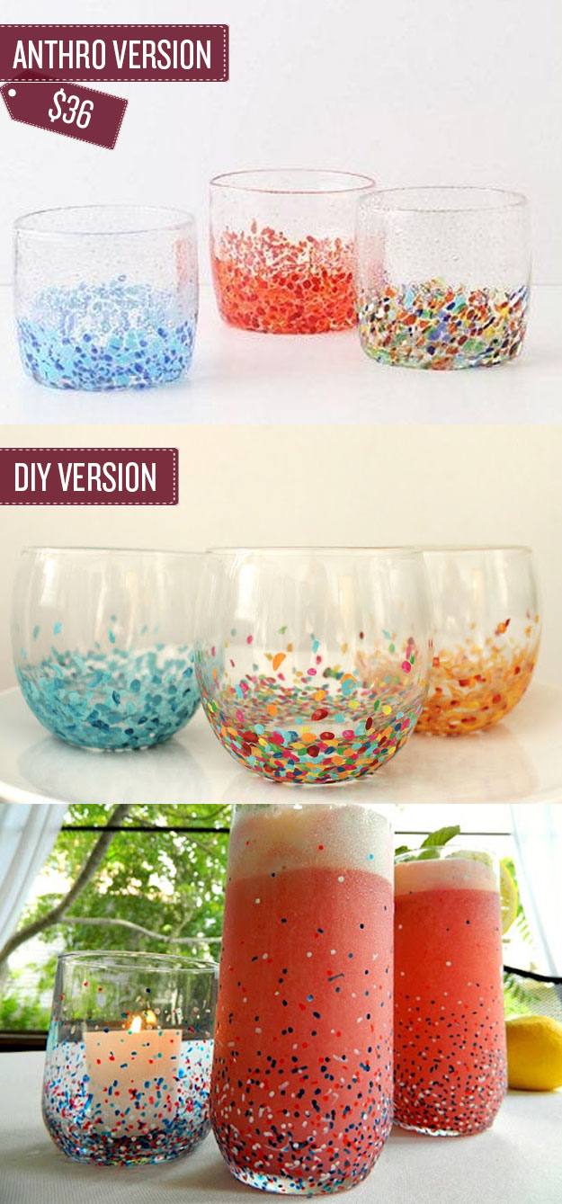 38 Brilliant and Highly Creative AnthropologieDIY Project Hacks That You'll Want to Do!  homesthetics (14)