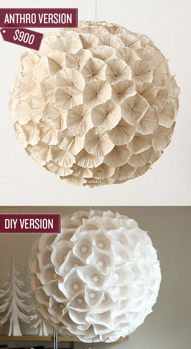 38 Brilliant and Highly Creative AnthropologieDIY Project Hacks That You'll Want to Do!  homesthetics (20)