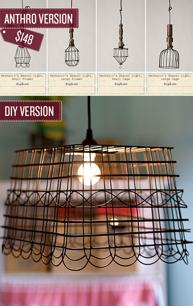 38 Brilliant and Highly Creative AnthropologieDIY Project Hacks That You'll Want to Do!  homesthetics (23)