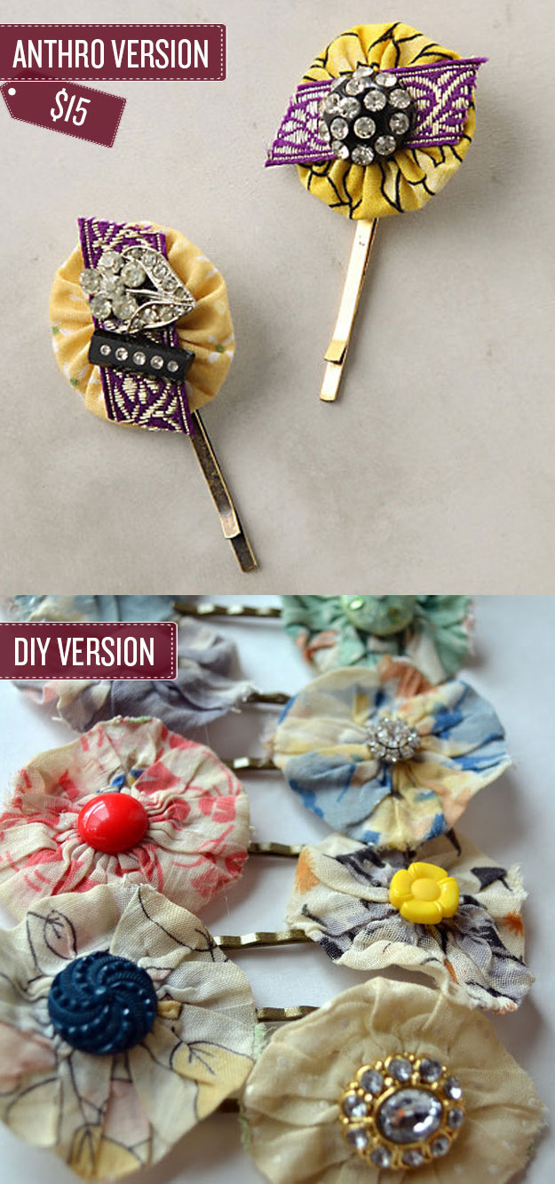 38 Brilliant and Highly Creative AnthropologieDIY Project Hacks That You'll Want to Do!  homesthetics (30)