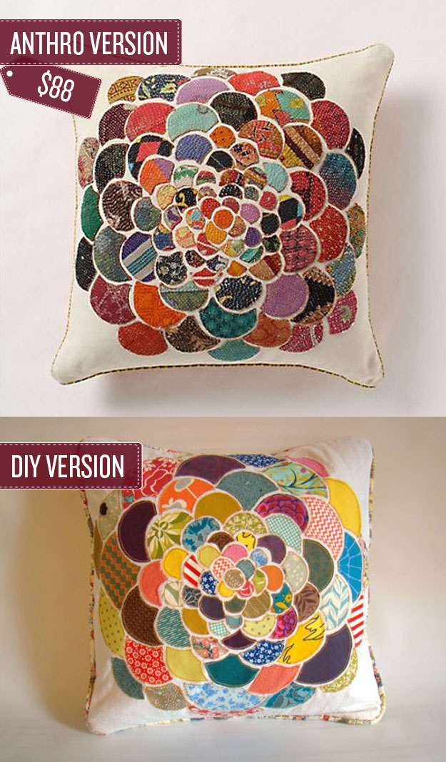 38 Brilliant and Highly Creative AnthropologieDIY Project Hacks That You'll Want to Do!  homesthetics (35)
