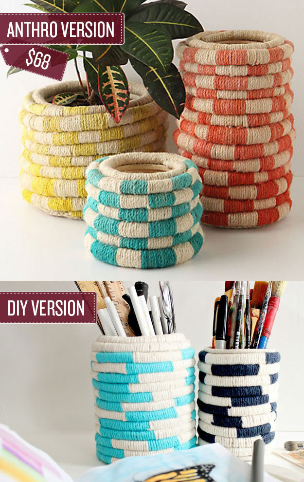 38 Brilliant and Highly Creative AnthropologieDIY Project Hacks That You'll Want to Do!  homesthetics (7)