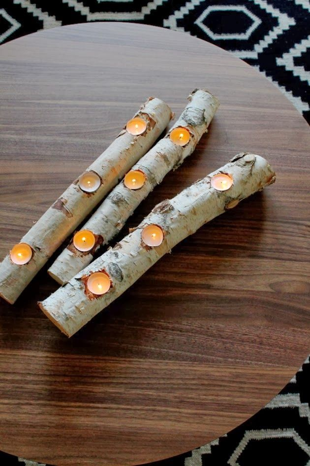 39 Simply Extraordinary DIY Branches and DIY Log Crafts That Will Mesmerize Your Guests homesthetics (9)