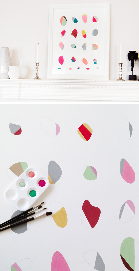 45 Beautiful Wall Art Ideas For Your Home-homesthetics (1)