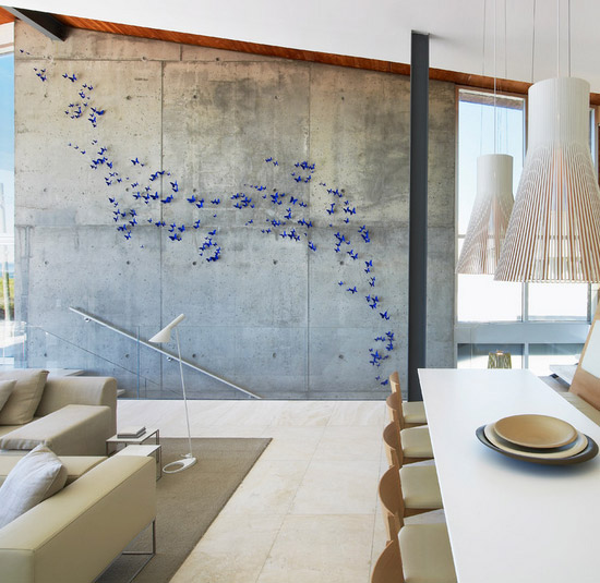 45 Beautiful Wall Art Ideas For Your Home-homesthetics (15)