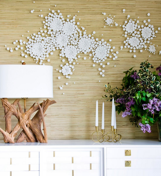 30 Wall Decor Ideas For Your Home: 45 Beautiful DIY Wall Art Ideas For Your Home