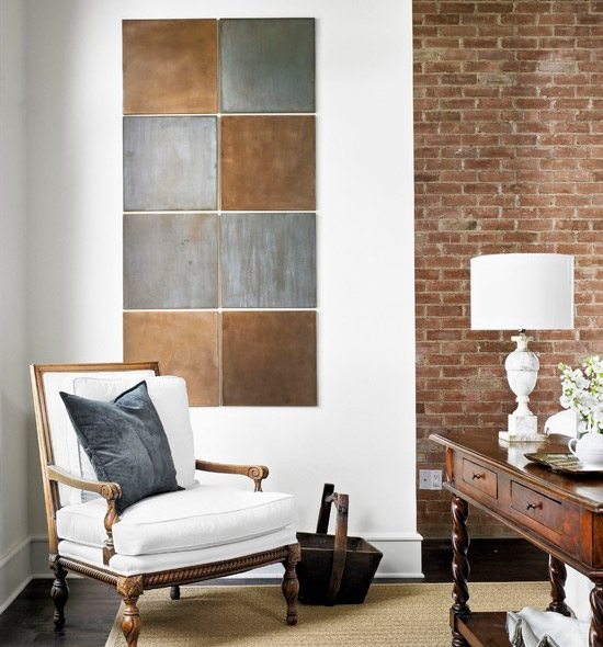 45 Beautiful Wall Art Ideas For Your Home-homesthetics (17)