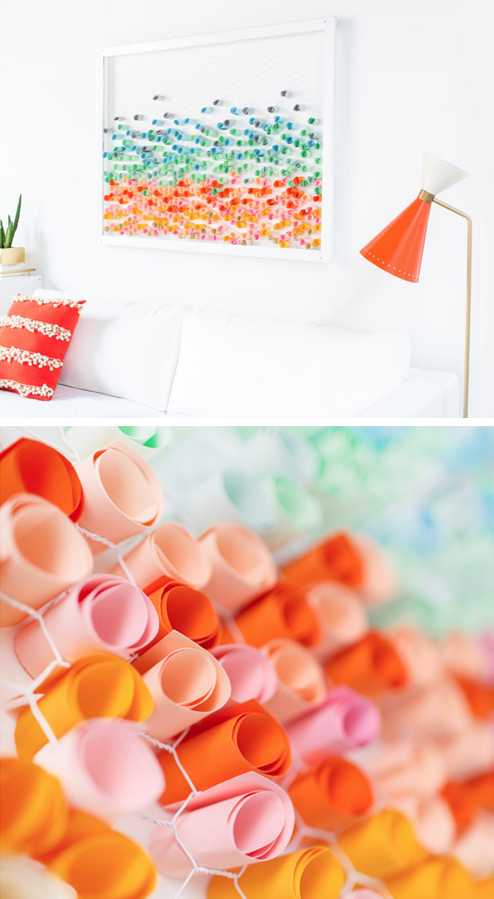 45 Beautiful Wall Art Ideas For Your Home-homesthetics (24)