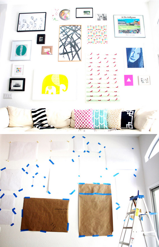 45 Beautiful Wall Art Ideas For Your Home-homesthetics (33)
