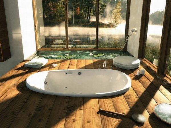 63 Outdoor Showers & Outdoor Bathtubs Exuding Supreme Tranquility and Serendipity homesthetics (35)