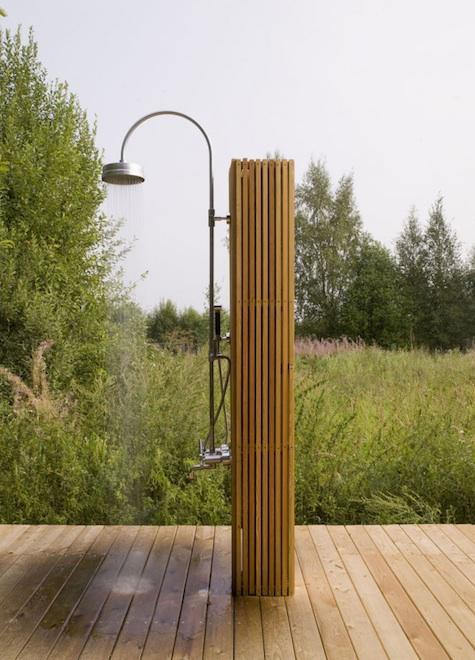 63 Outdoor Showers & Outdoor Bathtubs Exuding Supreme Tranquility and Serendipity homesthetics (37)