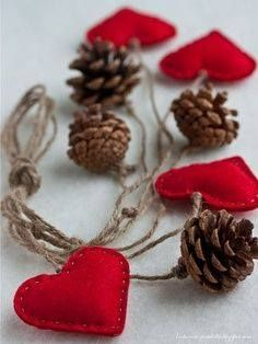 65+ Simply Magical DIY Pinecones projects That Will Beautify Your Christmas Decor Homesthetics (2)