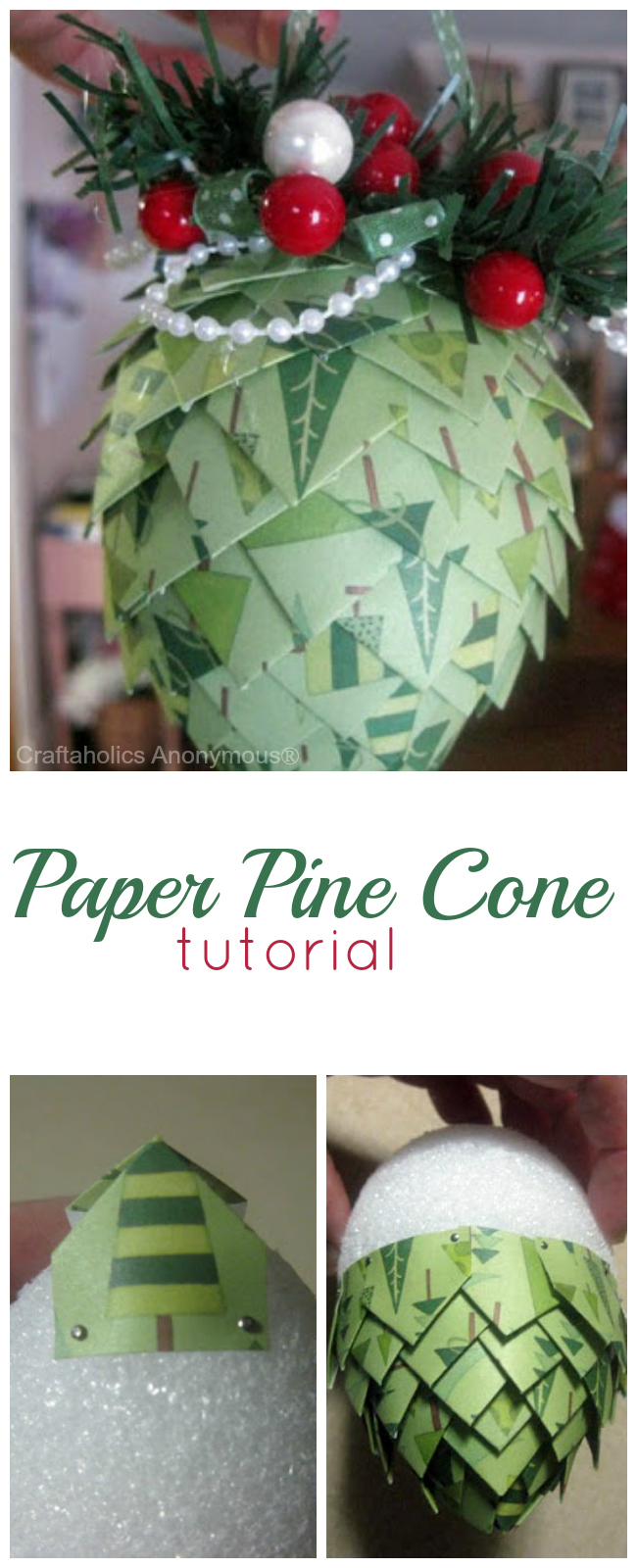 65+ Simply Magical DIY Pinecones Projects That Will Beautify Your Christmas Decor Homesthetics (60)