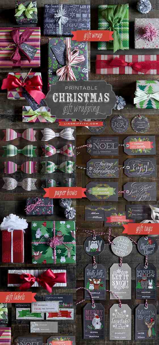 Beautiful Christmast gift Wrap Printables Included]-homesthetics (28)