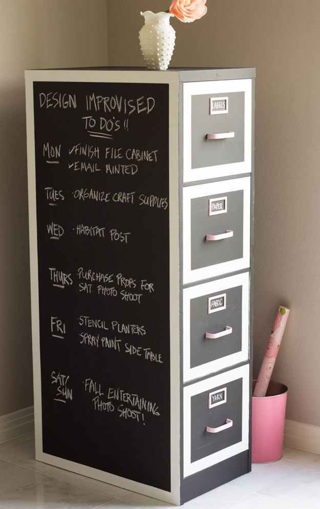 Beautiful Creative Ways Chalk Paint Can Improve Your Home-homesthetics (12)
