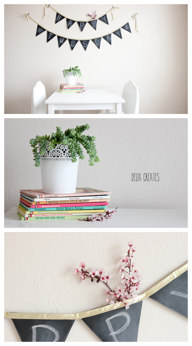 Beautiful Creative Ways Chalk Paint Can Improve Your Home-homesthetics (16)
