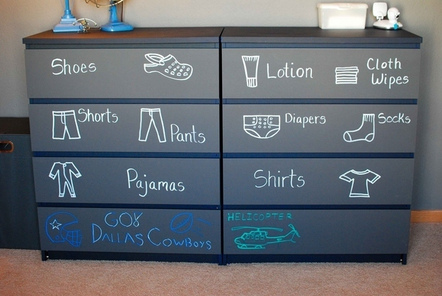 Beautiful Creative Ways Chalk Paint Can Improve Your Home-homesthetics (19)