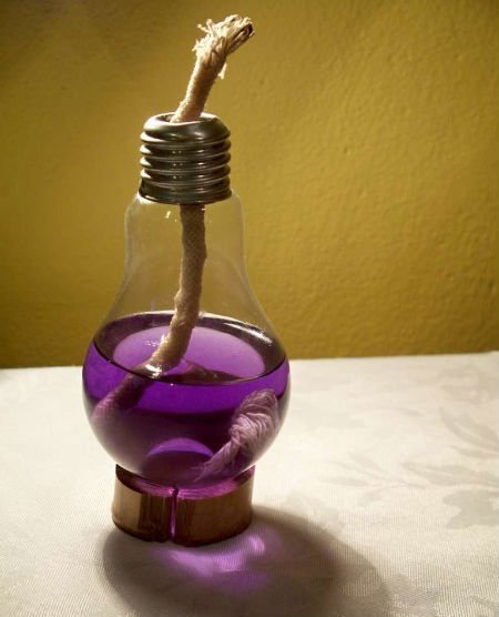 Beautiful Ideas On How To Decorate With Light Bulbs-homesthetics (1)