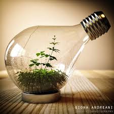 Beautiful Ideas On How To Decorate With Light Bulbs-homesthetics (7)