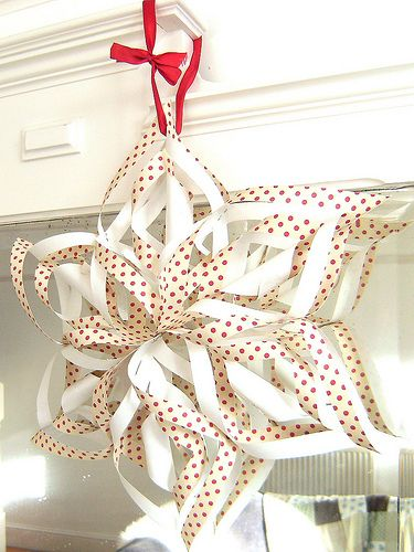 Christmas DIY Paper Snowflake Projects 2D&3D to Beautify Your Ambiance [Detailed Guide+Templates] homesthetics (4)