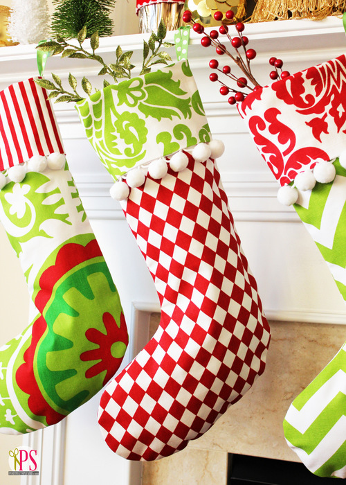 Create Jolly and Magical DIY Christmas Stockings That Will Enchant Your Christmas homesthetics (5)