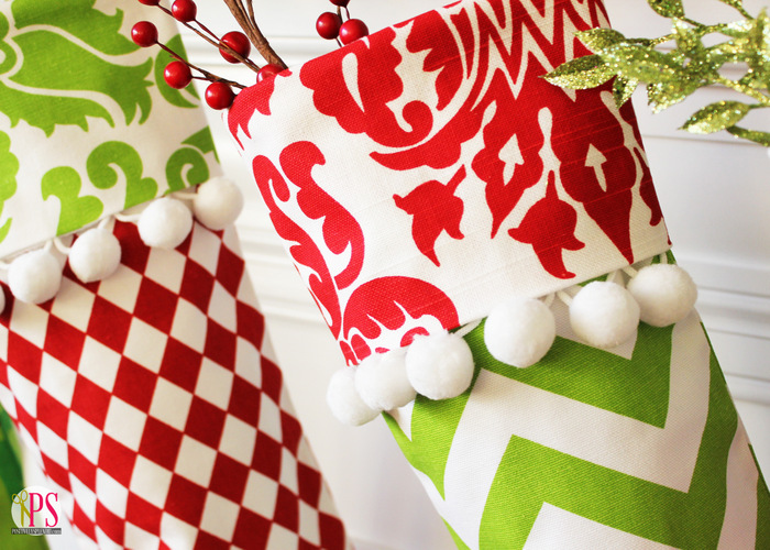 Create Jolly and Magical DIY Christmas Stockings That Will Enchant Your Christmas homesthetics (6)