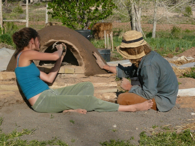 Diy Cob Oven Project Outdoor Pizza Oven Build Your Own For