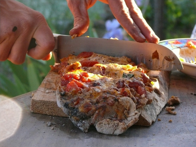 DIY Cob Oven Project-Outdoor Pizza Oven- Build Your Own For $20   homesthetics (3)