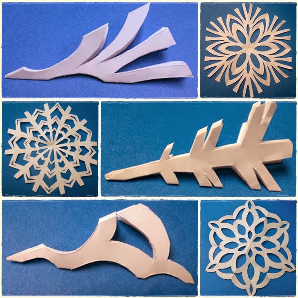 DIY Paper Medallions Miniaturized & DIY Paper Snowflakes Here To Beautify Your Holidays [Detailed Guide] homesthetics (10)