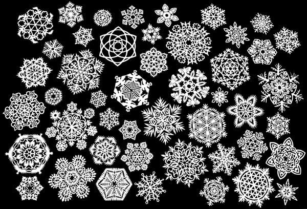 DIY Paper Medallions Miniaturized & DIY Paper Snowflakes Here To Beautify Your Holidays [Detailed Guide] homesthetics (21)