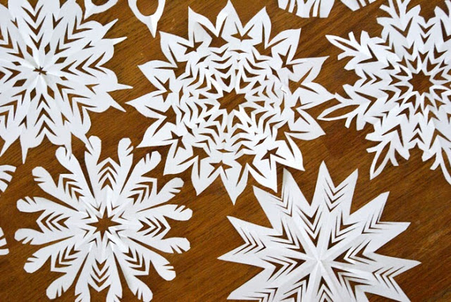 DIY Paper Medallions Miniaturized & DIY Paper Snowflakes Here To Beautify Your Holidays [Detailed Guide] homesthetics (22)