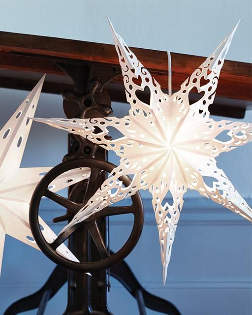 Decorate Your Christmas Tree With Beautiful Paper Ornaments -homesthetics (24)