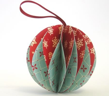 Decorate Your Christmas Tree With Beautiful Paper Ornaments -homesthetics (30)